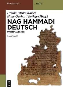 Nag Hammadi Deutsch, Buch