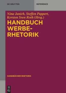 Handbuch Werberhetorik, Buch