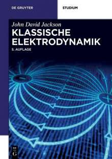 John David Jackson: Klassische Elektrodynamik, Buch
