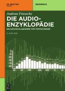 Andreas Friesecke: Die Audio-Enzyklopädie, Buch