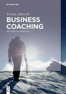 Evelyn Albrecht: Business Coaching, Buch