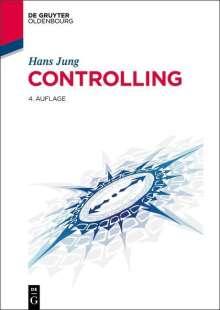 Hans Jung: Controlling, Buch