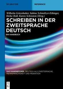 Schreiben in der Zweitsprache Deutsch, Buch