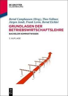 Grundlagen der Betriebswirtschaftslehre, Buch