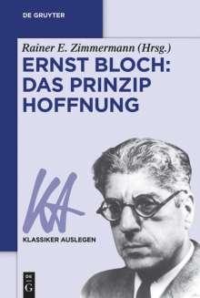 Ernst Bloch: Das Prinzip Hoffnung, Buch