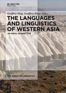 The Languages and Linguistics of Western Asia, Buch