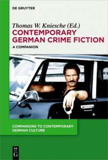 Contemporary German Crime Fiction, Buch