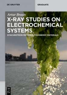 Artur Braun: X-ray Studies on Electrochemical Systems, Buch