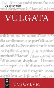 Vulgata 01. Genesis - Exodus - Leviticus - Numeri - Deuteronomium, Buch