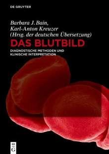 Barbara J. Bain: Das Blutbild, Buch