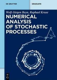 Wolf-Jürgen Beyn: Numerical Analysis of Stochastic Processes, Buch