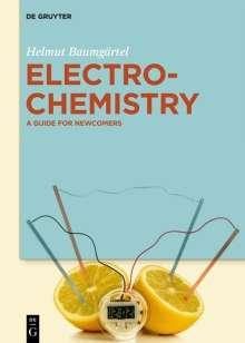 Helmut Baumgärtel: Electrochemistry, Buch