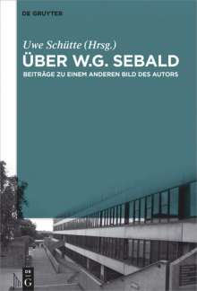 Über W. G. Sebald, Buch