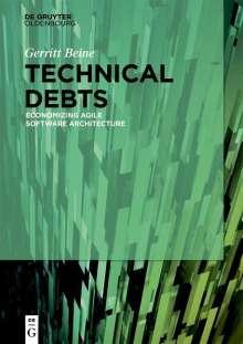 Gerritt Beine: Technical Debts, Buch