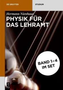 Hermann Nienhaus: Set Physik für das Lehramt, Buch