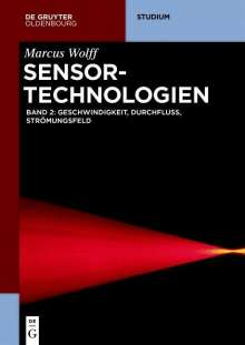 Marcus Wolff: Sensor-Technologien 2, Buch