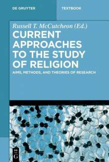 Current Approaches to the Study of Religion, Buch