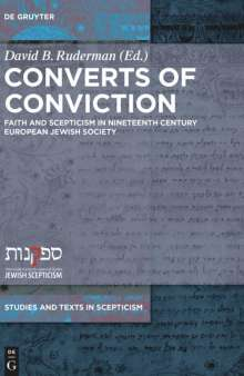 Converts of Conviction, Buch