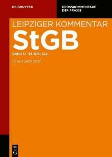 StGB. §§ 306-322, Buch