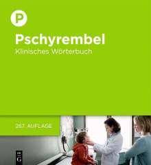Pschyrembel Klinisches Wörterbuch  (267. A.), Buch