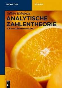 Gilbert Helmberg: Analytische Zahlentheorie, Buch