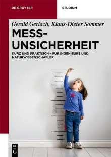 Gerald Gerlach: Messunsicherheit, Buch