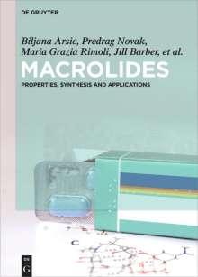 Biljana Arsic: Macrolides, Buch