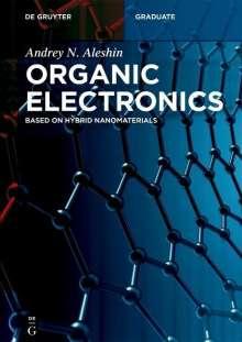 Andrey Aleshin: Organic Electronics, Buch
