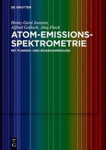 Jörg Flock: Atom-Emissions-Spektrometrie, Buch