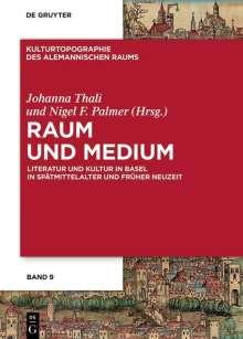 Raum und Medium, Buch