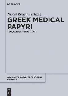 Greek Medical Papyri, Buch