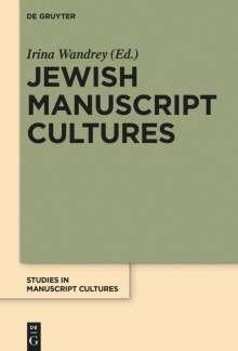 Jewish Manuscript Cultures, Buch