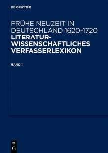 Frühe Neuzeit in Deutschland. 1620-1720. Band 1, Buch