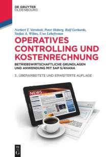 Norbert T. Varnholt: Operatives Controlling und Kostenrechnung, Buch