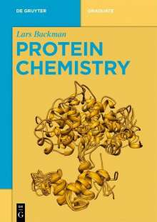 Lars Backman: Protein Chemistry, Buch