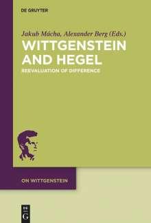 Wittgenstein and Hegel, Buch