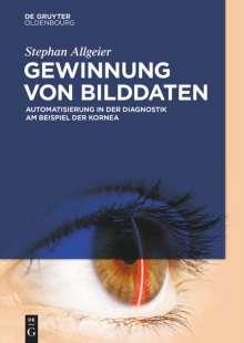 Stephan Allgeier: Gewinnung von Bilddaten, Buch