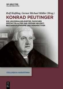 Konrad Peutinger, Buch