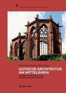Gotische Architektur am Mittelrhein, Buch
