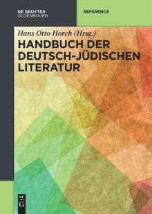 Handbuch der deutsch-jüdischen Literatur, Buch