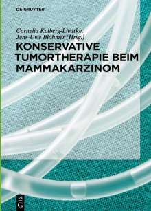 Konservative Tumortherapie beim Mammakarzinom, Buch