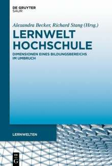 Lernwelt Hochschule, Buch