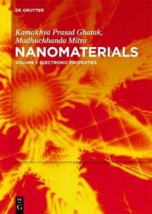 Engg Kamakhya Prasad Ghatak: Nanomaterials 01, Buch