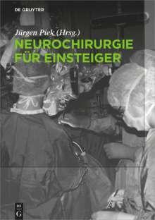 Neurochirurgie für Einsteiger, Buch