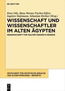 Wissenschaft und Wissenschaftler im Alten Ägypten, Buch