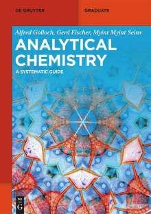 Alfred Golloch: Analytical Chemistry, Buch