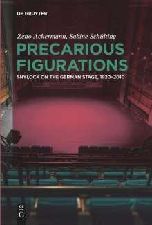 Zeno Ackermann: Precarious Figurations, Buch