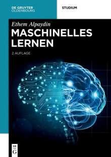 Ethem Alpaydin: Maschinelles Lernen, Buch