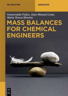Gumersindo Feijoo: Mass Balances for Chemical Engineers, Buch