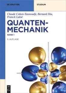 Claude Cohen-Tannoudji: Quantenmechanik Band 1, Buch